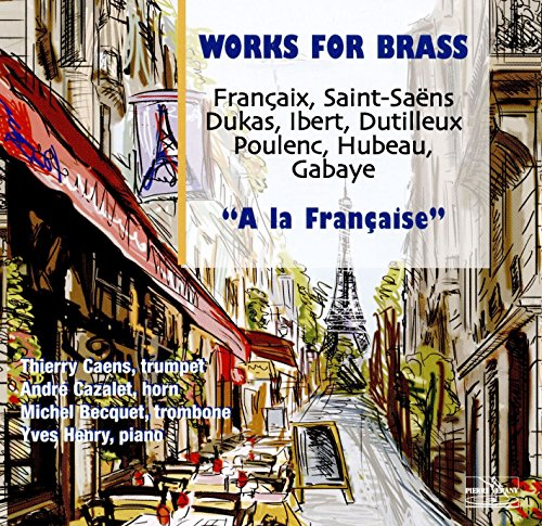 "Works for brass ""à la française"""