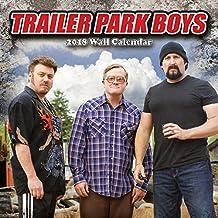 Trailer Park Boys 2018 Calendar