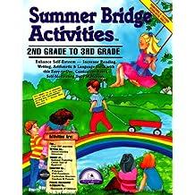 Summer Bridge Activities: 2nd Grade to 3rd Grade
