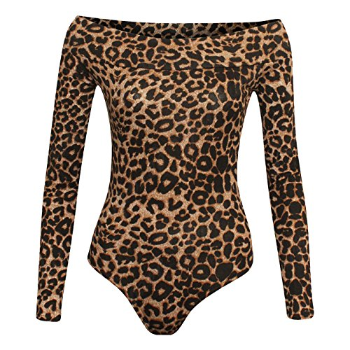 JAVOX Fashion's -  Body  - Donna Brown Leopard