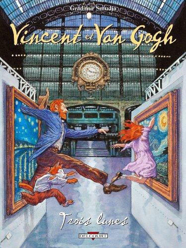 Vincent et Van Gogh Tome 2