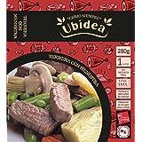 Ternera con Menestra de Verduras - Ubidea - 3 platos