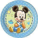 Desconocido Mickey Mouse - Cubertería para Fiestas (71984)
