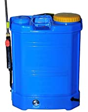 Heavy Duty Knapsack Battery Operated Agriculture Sprayer Pump-16 L