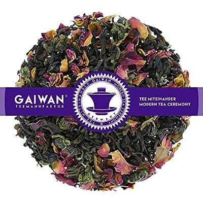 "N° 1292: Thé oolong ""Pétales de rose de l'Himalaya"" - feuilles de thé - GAIWAN® GERMANY - oolong de Formosa, du Népal, rose"