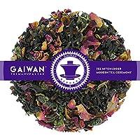 """N° 1292: Tè oolong in foglie """"Petali di Rosa dell'Himalaya"""" - 100 g - GAIWAN® GERMANY - tè blu, tè in foglie, tè oolong di Formosa, Nepal, rosa"""
