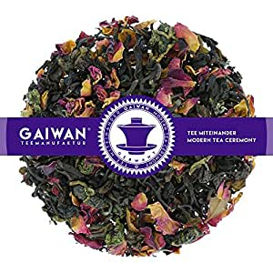 """N° 1292: Tè oolong in foglie""""Petali di Rosa dell'Himalaya"""" - 100 g - GAIWAN GERMANY - tè blu, tè in foglie, tè oolong di Formosa, Nepal, rosa"""