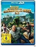 Die Reise zur geheimnisvollen Insel 3D [3D Blu-ray]