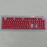 Steellwingsf Doubleshot PBT Barre d'espacement 104touches rétro-éclairé pour Cherry MX clavier mécanique