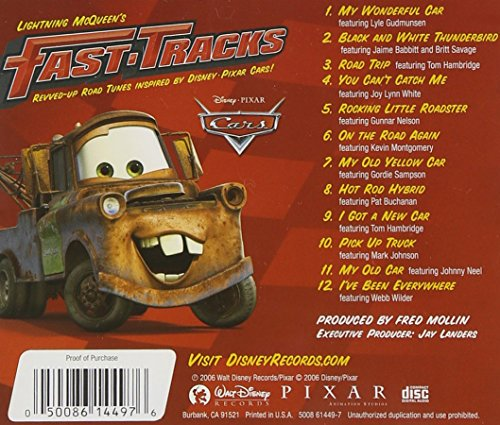 Image of Cars: Lightning Mcqueen's Fast