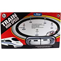 planettoy Presents High Speed Bullet Train A Next Generation Toy for Smart Boys and Girls 1 Piece (180cm Perimeter Train…