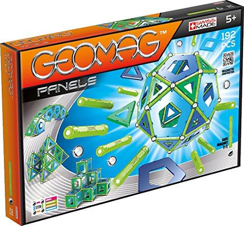 Juego educativo Geomag Classic Panels con 192 piezas por 58,23€ ¡¡42% de descuento!!