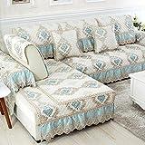 New day®-Cuscini del divano in tessuto anti - skid semplice combinazione di moderna cuscini del divano cuscino d'inverno , (85*90) +17 lace
