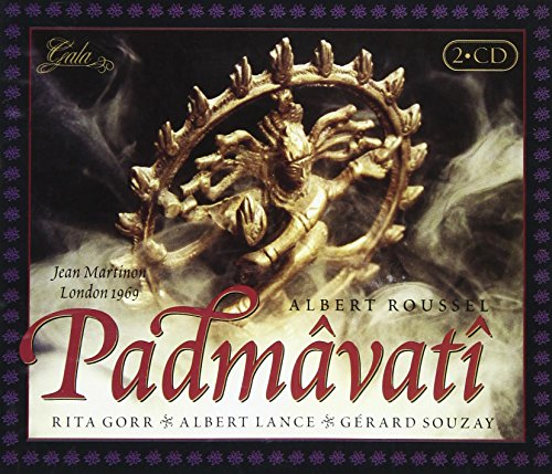 Padmavati-Comp Opera [Import USA]