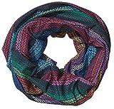 HAD, Sciarpa multifunzione ad anello Original, Multicolore (Mechiko Uf), Taglia unica