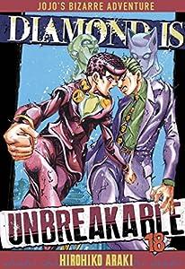 Diamond is Unbreakable - Jojo's Bizarre Adventure Saison 4 Nouvelle édition Tome 18