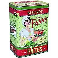 Juego de 5 cajas de hierro Fanny NATIVES