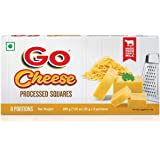 Gowardhan GO Cheese Processed Cube Pouch, 200 g
