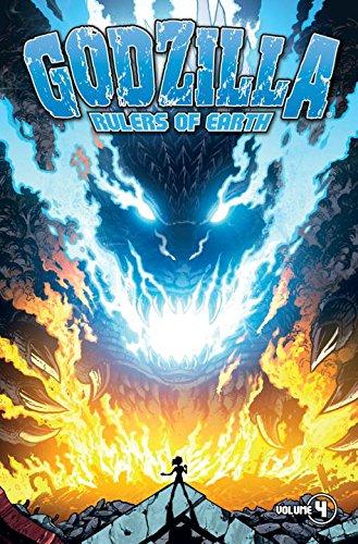 Godzilla: Rulers of Earth Volume 4 (Godzilla Rulers of Earth Godzi)