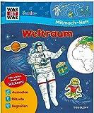 Mitmach-Heft Weltraum: Spiele