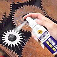 Multi-Purpose Rust Remover, Metal Surface Rust Cleaning Spray Iron Powder Clean Rust Inhibitor Rust Remover Ca