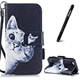 Best Cases For Men Iphone 5s - iPhone SE Case,Slynmax iPhone 5 Phone Cover Curious Review