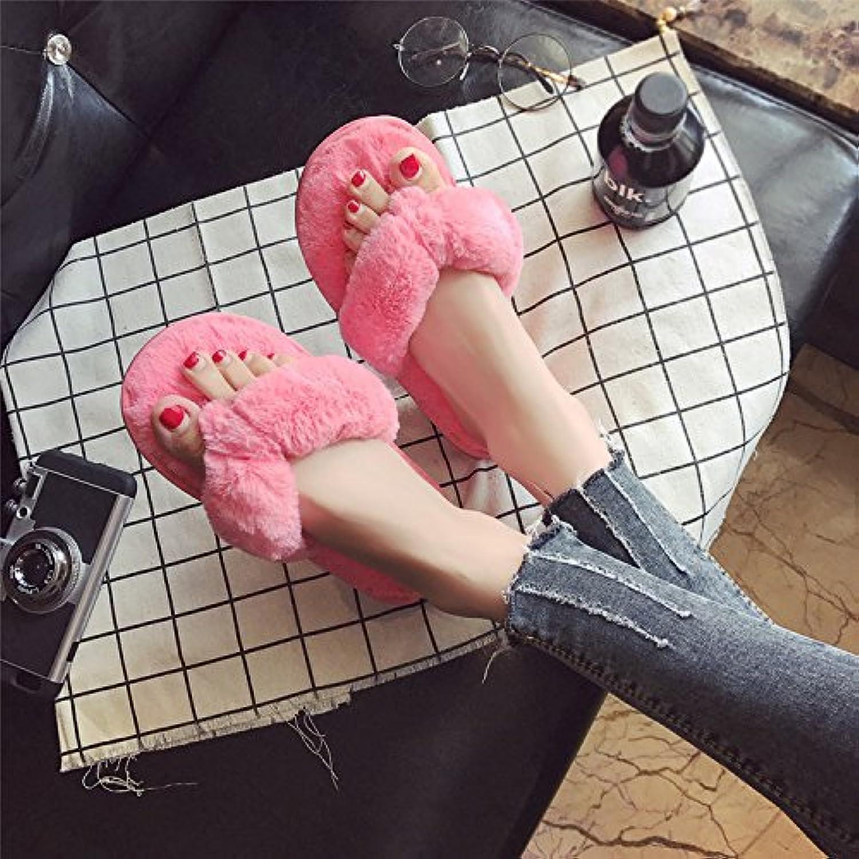 BAOZIV587 Zapatillas para el hogar al aire libre, zapatillas de verano, interior para mujer, zapatos de arrastre...
