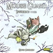 MOUSE GUARD: INVIERNO 1152 (CÓMIC USA)