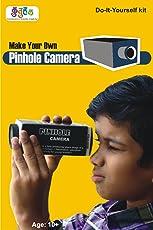 Kutuhal Kids DIY Pinhole Camera Making Kit(Multicolour, A117)