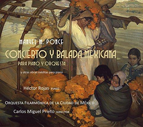 Concierto y Balada Mexicana para Piano y Orquesta