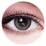 Dahab Soul Contact Lenses, Original Unisex Dahab Cosmetic Contact Lenses, 9 Months Disposable- Eye Enlargement Collection, So