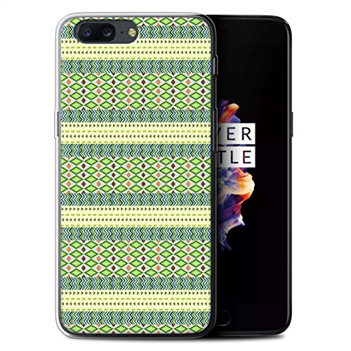 STUFF4 Phone Case / Cover for iPhone 6+/Plus 5.5 / Treeline Design / Sunset Scenery Collection Verde