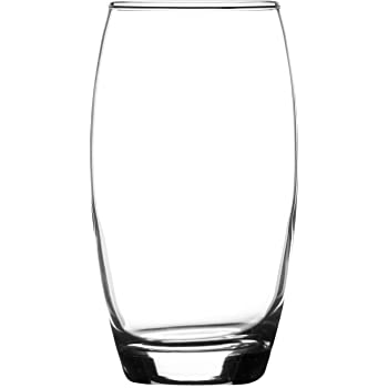 290ml Highball Glasses Case of 12 Endessa Hiball Tumblers 10.25oz