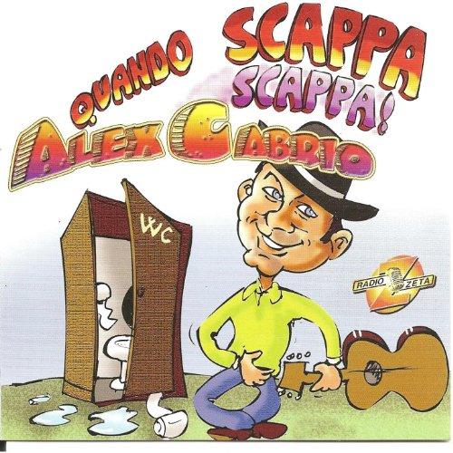 Quando scappa scappa by alex cabrio on amazon music for Alex co amazon