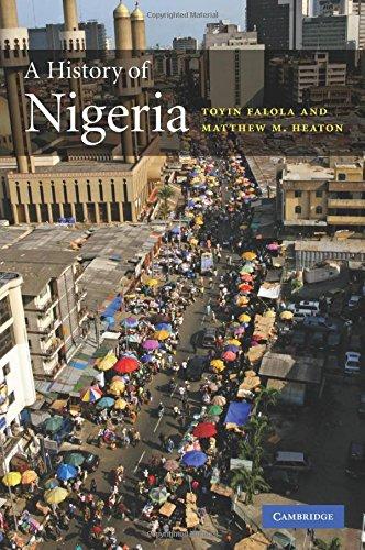A History of Nigeria: 0
