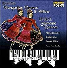 Brahms Ungarische Tänze / Klien