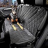 FEMOR Copertura per Sedia Auto Protezione Sedili Posteriori Anteriori Coperta Impermeabile per Cani Grandi Animali Perfetto per Viaggio Campeggio di Auto