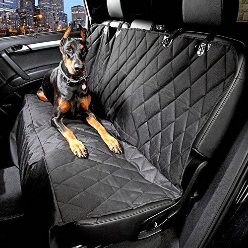 Hunde Decke Auto Hängematte Hund Haustier wasserabweisend 147x137x0,2cm (Auto-hund-decke)