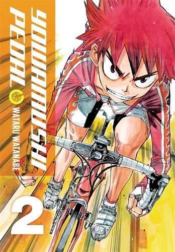 Yowamushi Pedal, Vol. 2