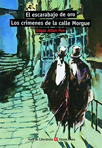 EL ESCARABAJO DE ORO N/C: El Escarabajo de Oro. Los Crímenes de la Calle Morgue (Aula de Literatura)