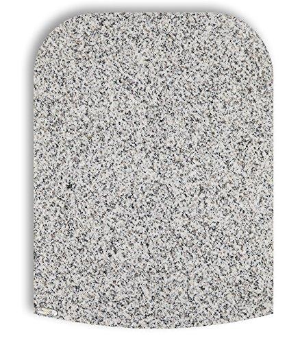 Stone4Slide® Thermomix Gleitbrett Gleiter TM6 TM5 TM31 aus Granit Palace Grau