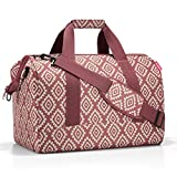 Reisenthel Allrounder Koffer, 48 cm, 30 L, Diamonds Rouge