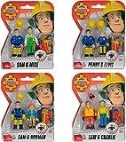 Feuerwehrmann Sam Sam Figuren Doppelpack, sortiert, 1 Pack