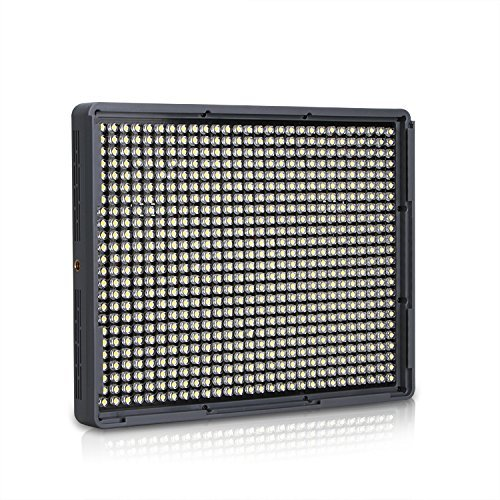 Get Aputure HR672S 5500K High CRI 95+ LED Video Light with 25 Degree Beam Angle on Amazon