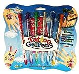 Tatto gel penne, in 6colori