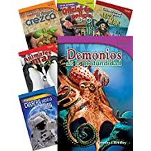 Time for Kids Informational Text Grade 5 Spanish Set 1 10-Book Set (Time for Kids Nonfiction Readers) (Teacher Created Materials Library)