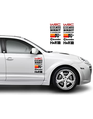 Car Stickers: Buy Car Stickers online at best prices in