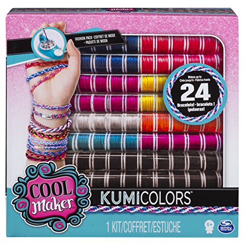 (Cool Maker - 6045482 - KumiColors Fashion-Nachfüll-Set - Fantasy + Neon)