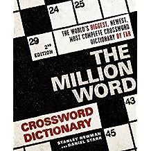 Million Word Crossword Dictionary