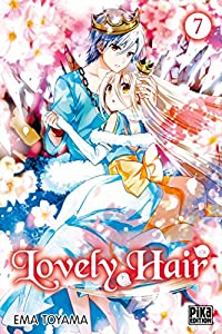 Lovely Hair Edition simple Tome 7